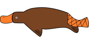 duck-billed-platypus-161908_1280